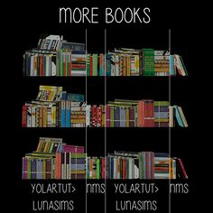 Riekus13 — More Books
