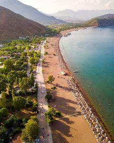 Adrasan, Antalya, Turkey      kus.bakisi Kurumsal hayatlara geri dönüldü.. Peki kimlerin aklı bu plajlarda?? Türkiye'de o kadar güzel tatil noktaları var ki birini diğerinden ayırmak ve tercih edip yola çıkmak bazen diğerine haksızlık olabiliyor.  Siz tatile çıkmaya karar verdiğinizde nereleri tercih ediyorsunuz? Antalya, Homeland, Istanbul, Country Roads, Beautiful, Instagram