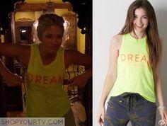 The Bachelor: Season 19 Episode 2 Jordan's Yellow Dream Tank