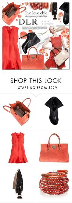 """""""DLR - LUXURY BOUTIQUE"""" by barbarela11 ❤ liked on Polyvore featuring Jimmy Choo, Casadei, Carven, Valentino, Sif Jakobs Jewellery and dlr"""
