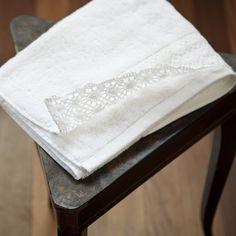 toalha de banho fresh renda #AlfaiasCasa