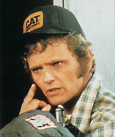 """He appeared as himself in TV Show """"Alice"""". Movies -- """"Smokey and the Bandit"""" as Cledus Snow (""""Snowman"""") He died of Complications from Emphysema at age Country Music Stars, Country Singers, Jerry Reed, Smokey And The Bandit, Burt Reynolds, Thanks For The Memories, Cinema, Star Wars, Famous Men"""
