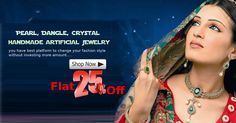 Handcrafted Artificial #Jewelry Best Traditional Collection at worth price & quality work  Shop Now ▶▶▶▶ www.styyo.com