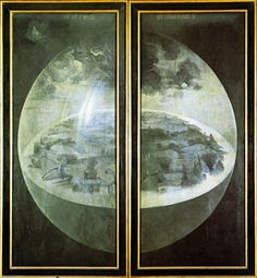Hieronymus Bosch, The Garden of Earthly Delights, c. 1480-1505.