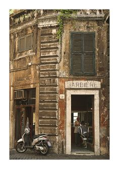 Barbiere, Rome, Italy