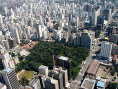 Avenida Paulista & Parque Trianon