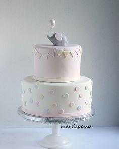 pasteles sentimentales bautizo