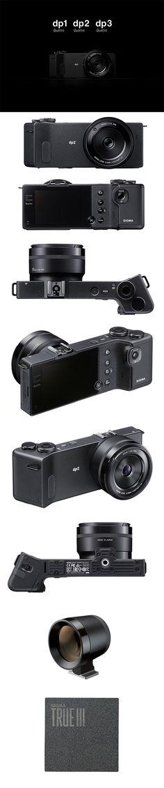 Sigma Quattro DP2 U$ 1400, next time :/