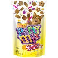 Friskies Morning Munch Crunch Party Mix (Case of 10) *** You can get additional details at the image link. (This is an affiliate link and I receive a commission for the sales)