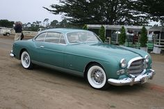 1954 Chrysler Ghia GS-1 Special