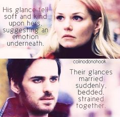 Hook & Emma - Captain Swan - OUAT