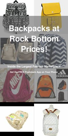 Buy & Sell Fashion in the largest marketplace. Click image to get the free app now.