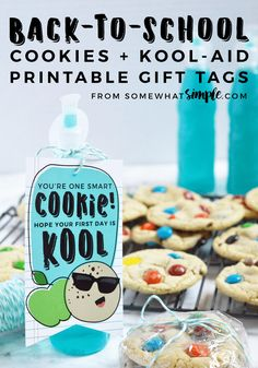 Smart Cookie Gift Ta