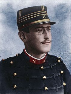Alfred Dreyfus en 1894.