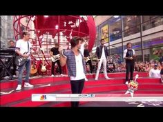 One Direction - Best Song Ever on Today Show August 23 2013 One Direction Videos, I Love One Direction, Best Song Ever, Best Songs, Today Show, On Today, Save My Life, Change My Life, Liam James