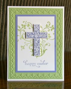 Delightful Dozen Card Class - Easter