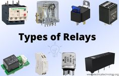 Different Types Of Relays, Their Construction, Operation & Applications Electrical Engineering Books, Electronic Engineering, Chemical Engineering, Civil Engineering, Education Information, Information Technology, Circuit Basics, Arduino Circuit, Sony Led