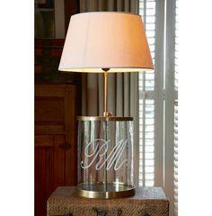 The Collector Lamp Base L | Rivièra Maison