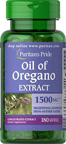Puritan's Pride Oil of Oregano Extract 1500 mg-180 Softge... https://www.amazon.com/dp/B00IR84RK6/ref=cm_sw_r_pi_dp_U_x_-PhGAbNJ52H6T