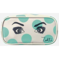 Zoella Beauty Wink Wink Beauty Bag ($18) ❤ liked on Polyvore featuring beauty products, beauty accessories, bags & cases and bags
