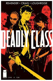 deadly class comic - Google Search
