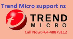 Trend micro Antivirus support provide tech support for Troubleshooting technical issues.With us you can fix any issue of antivirus so call us by dialing Trend Micro Support Helpline Number +64-48879112 or you can visit our website:http://trendmicro.supportnewzealand.co.nz
