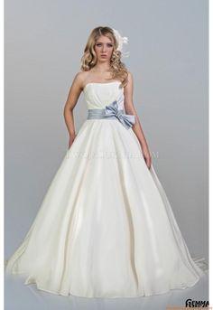 Ohne Ärmel  Designer Schlichte Brautkleider 2014