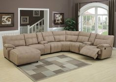 Are you looking for reclining sectional sofa for your living room? Well, it is good choice for putting sectional sofa in living room - http://sectionalsofassale.net/