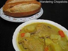 Wandering Chopsticks: Vietnamese Food, Recipes, and More: Day 20: Ca Ri Ga (Vietnamese Chicken Curry) Redux (The Recipe)