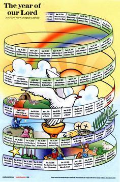 67 best liturgical calendar sundays and seasons images on pinterest liturgical calendar fandeluxe Images