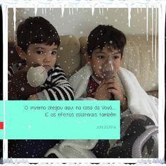 Especialmente para a priminha @manushiraishi que tirou fotos fofas fazendo inalação e mandou para os primos. #tamojunto disseram eles!   Mas aqui é só rinite alérgica que congestiona o nariz e atrapalha as atividades do dia a dia assim como o soninho da noite.  Manhã e noite 2 inalações por dia fazem muita diferença!  #famíliastica #shiraishis #Curitiba #inverno #guri_feliz #guri_valente #maecomfilhos