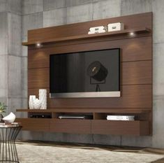 Stand and entertainment center furniture best modern ideas on bedroom throughout ikea bes . view in gallery ikea entertainment center Wall Mount Entertainment Center, Entertainment Shelves, Entertainment Furniture, Decoration Ikea, Tv Decor, Wall Decorations, Room Decor, Max Tv, Pottery Barn