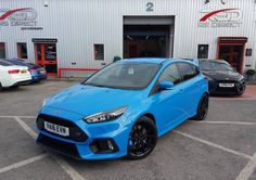 Nitrous Blue into stock just 33999 and ready to drive away today!  #rsfocus #focusrs #rsdirect
