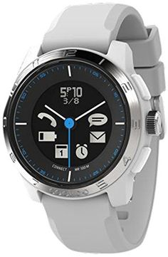 Cookoo 2 SmartWatch, White – Retail Packaging  For the awesome Cookoo Smartwatches make sure you visit: http://www.smartwatchnet.com/product-category/smartwatches/cookoo/  #cookoo #smartwatch #wearables
