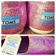 de0bda01c sparkle toms! if you havent heard of toms you must check out their website!