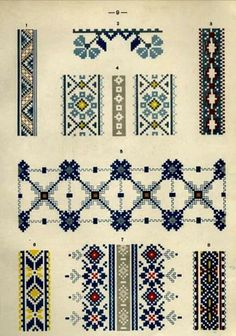 69 Super Ideas Embroidery For Beginners Letters Hands - sofia Cross Stitch Borders, Cross Stitch Designs, Cross Stitch Charts, Cross Stitching, Cross Stitch Patterns, Russian Embroidery, Folk Embroidery, Cross Stitch Embroidery, Russian Cross Stitch
