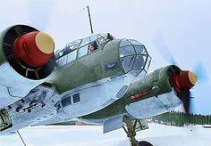 Ju-88 in Finland