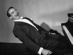 size: Premium Photographic Print: Comedian Pianist Victor Borge, in White Tie and Tails, Sitting at Piano and Making Funny Faces by Peter Stackpole : Subjects Piano Funny, Victor Borge, Play It Again Sam, Life Magazine, Funny Faces, Photographic Prints, Comedians, My Music, Life Is Good