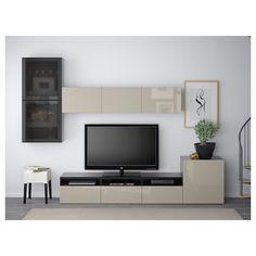 12 Harmonious Images Of Ikea Living Room Ideas Picturesharmonious Design Ikea, Tv Wall Design, Living Room Tv Unit, Ikea Living Room, Ikea Tv Unit, Tv Wanddekor, Muebles Living, Tv Wall Decor, Tv Storage