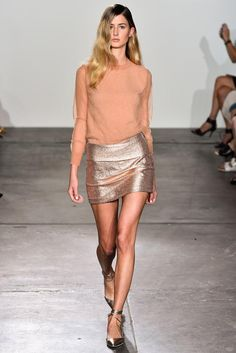Misha Nonoo Spring 2015 Ready-to-Wear - Collection - Gallery - Look 1 - Style.com