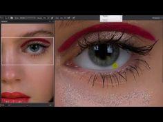 Speed Retouch 'Healing Brush' | Photoshop CC - YouTube