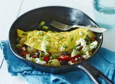 Täytetty munakas on ravitseva ja huippunopea arkiruoka. Täytä munakas perunalla…