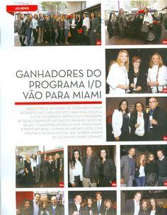 Equipe Breton Actual em eventos organizados pelo D&D, publicados na na edição outubro/2013 da revista D&D Shopping.