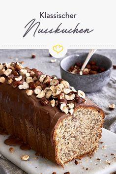 German Baking, Delicious Desserts, Yummy Food, Mary Recipe, Cake & Co, Holiday Baking, No Bake Cake, Sweet Recipes, Bakery