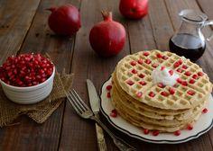 oat waffles 1
