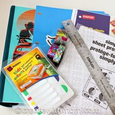 Create With Mom shares her back to school tips!