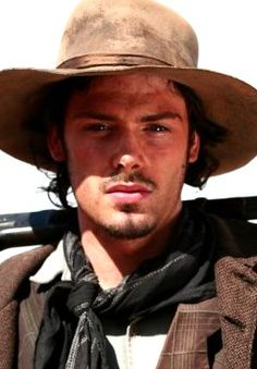 David Leon as Billy the Kid. Not quite right for Mark Thayne is TDFAL, but it's the right look! And Thayne is undercover for part of the book, stubbly, long hair. Chris Mason, Rob James Collier, Rupert Penry Jones, Lives Of The Saints, Dominic Cooper, Aaron Johnson, Jamie Bell, Guy Ritchie, Billy The Kids