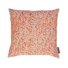 Capture the beauty of nature with this Garland cushion from Clarissa Hulse. Reminiscent of a Jackson Pollock painting, this cushion is adorned with a ditsy vine print in three stylish colours. Made...