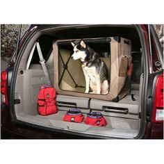 could be good for sailing ABO Gear Dog Digs Collapsible Pet Crate