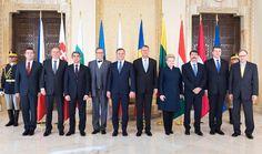 My, prezidenti Bulharskej republiky, Estónskej republiky, Maďarskej republiky, Lotyšskej republiky, Litovskej republiky, Poľskej republiky, Rumunska a Slovenskej republiky a predseda Poslaneckej sn…